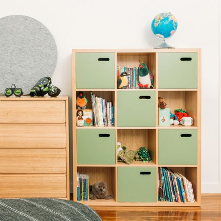 scoop chest of drawers