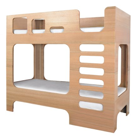 scoop bunk bed king single