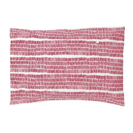 Seagrass Flat Sheet - Pink -EX-DISPLAY