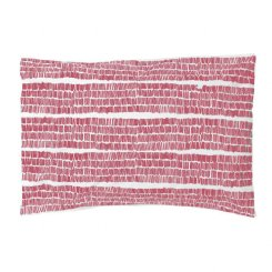 Seagrass Pillowcase - Pink