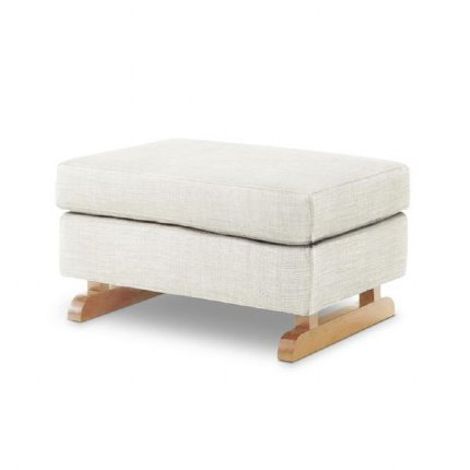 perch foot stool - oatmeal