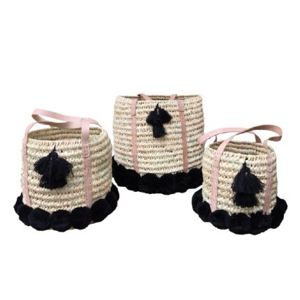 Sonny Baskets - Black