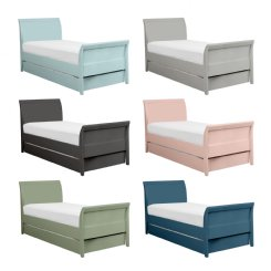 sweetheart bed single - 6 colour options