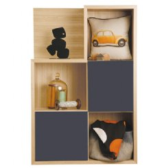 colour box bookcase 6 colour options