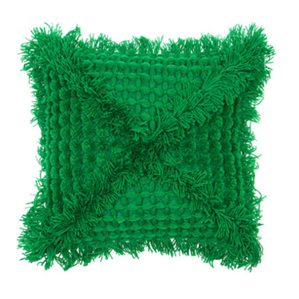 Vovo Cushion - Emerald