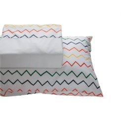 Zig Zag Sheet Set - Double